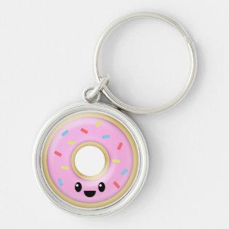 Donut Key Chain
