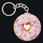 "Donut Keychain<br><div class=""desc"">Donut</div>"