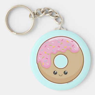 Donut Key Chains