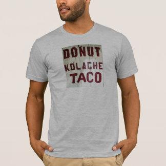 Donut Kolache Taco T-Shirt