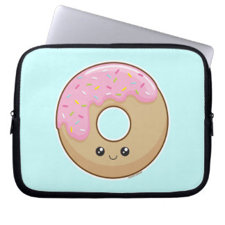 Donut Laptop Computer Sleeves