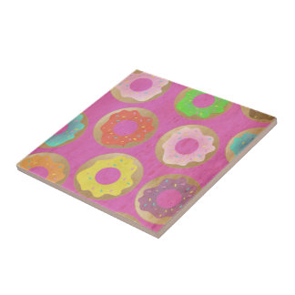 Donut Lover Tile