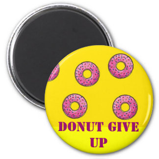 Donut magnet
