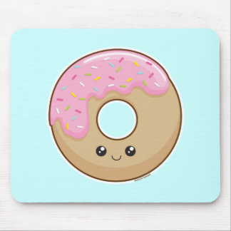 Donut Mouse Pad