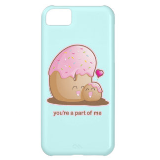 Donut Pair iPhone 5C Cover