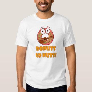 Donut Playing A Ukulele T-shirts