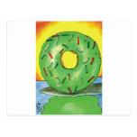 Donut Post Card