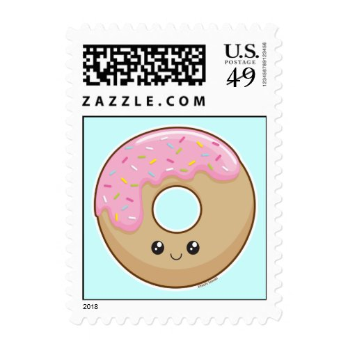 Donut Postage