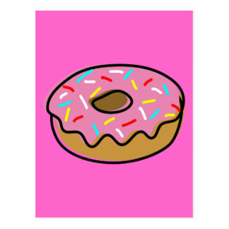 Donut Post Cards