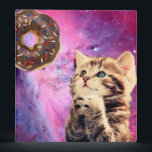 """Donut Praying Cat Binder<br><div class=""""desc"""">cat&#160;, &quot;praying cat&#160;&quot;, &quot;cat praying&quot;&#160;, &quot;cat donut&quot;&#160;, &quot;cool kitty&quot;&#160;, &quot;kittens in space&quot;&#160;, &quot;cat purple&quot;&#160;, &quot;cosmic cat&quot;, &quot;cat galaxy&quot;&#160;, &quot;donut cat&#160;&quot;, pussy&#160;, star&#160;, cats&#160;, beautiful&#160;, galaxy&#160;, funny&#160;, space&#160;, animal&#160;, stars&#160;, cosmos&#160;, cute&#160;, kittens&#160;, pet&#160;, purple&#160;, kitty&#160;, kitten&#160;, nebula&#160;, universe&#160;, donut&#160;, meow&#160;, constellation&#160;, artwork&#160;, cosmic&#160;, feline&#160;, &quot;space cat&quot;&#160;, &quot;into space&quot;&#160;, &quot;meme cat&quot;&#160;, &quot;in...</div>"""