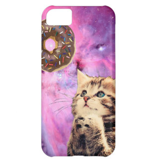 Donut Praying Cat iPhone 5C Cover