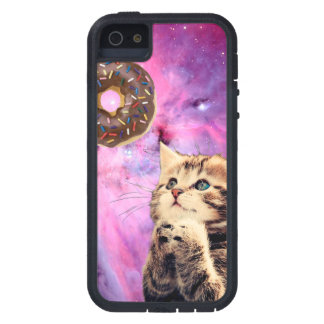 Donut Praying Cat iPhone SE/5/5s Case
