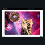 "Donut Praying Cat Laptop Decals<br><div class=""desc"">cat&#160;, &quot;praying cat&#160;&quot;, &quot;cat praying&quot;&#160;, &quot;cat donut&quot;&#160;, &quot;cool kitty&quot;&#160;, &quot;kittens in space&quot;&#160;, &quot;cat purple&quot;&#160;, &quot;cosmic cat&quot;, &quot;cat galaxy&quot;&#160;, &quot;donut cat&#160;&quot;, pussy&#160;, star&#160;, cats&#160;, beautiful&#160;, galaxy&#160;, funny&#160;, space&#160;, animal&#160;, stars&#160;, cosmos&#160;, cute&#160;, kittens&#160;, pet&#160;, purple&#160;, kitty&#160;, kitten&#160;, nebula&#160;, universe&#160;, donut&#160;, meow&#160;, constellation&#160;, artwork&#160;, cosmic&#160;, feline&#160;, &quot;space cat&quot;&#160;, &quot;into space&quot;&#160;, &quot;meme cat&quot;&#160;, &quot;in...</div>"