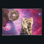 """Donut Praying Cat Towel<br><div class=""""desc"""">cat&#160;, &quot;praying cat&#160;&quot;, &quot;cat praying&quot;&#160;, &quot;cat donut&quot;&#160;, &quot;cool kitty&quot;&#160;, &quot;kittens in space&quot;&#160;, &quot;cat purple&quot;&#160;, &quot;cosmic cat&quot;, &quot;cat galaxy&quot;&#160;, &quot;donut cat&#160;&quot;, pussy&#160;, star&#160;, cats&#160;, beautiful&#160;, galaxy&#160;, funny&#160;, space&#160;, animal&#160;, stars&#160;, cosmos&#160;, cute&#160;, kittens&#160;, pet&#160;, purple&#160;, kitty&#160;, kitten&#160;, nebula&#160;, universe&#160;, donut&#160;, meow&#160;, constellation&#160;, artwork&#160;, cosmic&#160;, feline&#160;, &quot;space cat&quot;&#160;, &quot;into space&quot;&#160;, &quot;meme cat&quot;&#160;, &quot;in...</div>"""