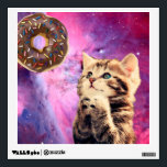 """Donut Praying Cat Wall Decal<br><div class=""""desc"""">cat&#160;, &quot;praying cat&#160;&quot;, &quot;cat praying&quot;&#160;, &quot;cat donut&quot;&#160;, &quot;cool kitty&quot;&#160;, &quot;kittens in space&quot;&#160;, &quot;cat purple&quot;&#160;, &quot;cosmic cat&quot;, &quot;cat galaxy&quot;&#160;, &quot;donut cat&#160;&quot;, pussy&#160;, star&#160;, cats&#160;, beautiful&#160;, galaxy&#160;, funny&#160;, space&#160;, animal&#160;, stars&#160;, cosmos&#160;, cute&#160;, kittens&#160;, pet&#160;, purple&#160;, kitty&#160;, kitten&#160;, nebula&#160;, universe&#160;, donut&#160;, meow&#160;, constellation&#160;, artwork&#160;, cosmic&#160;, feline&#160;, &quot;space cat&quot;&#160;, &quot;into space&quot;&#160;, &quot;meme cat&quot;&#160;, &quot;in...</div>"""