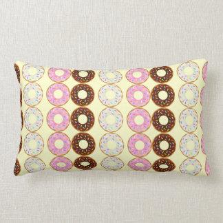 Donut Print Pillows