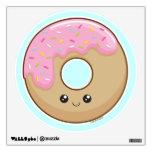 Donut Room Sticker