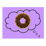 DONUT THOUGHT POSTCARDS