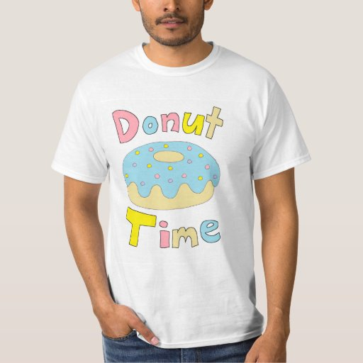 Donut Time T-shirts