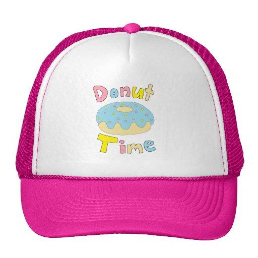Donut Time Trucker Hat