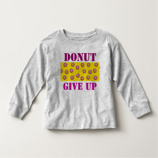 Donut toddler shirt