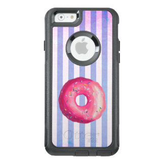 Donut With Pink Frosting And Sprinkles OtterBox iPhone 6/6s Case