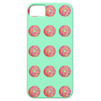 Donut With Sprinkles iPhone 5 Cases