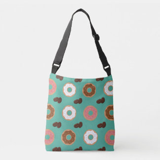 Donuts and Coffee Beans Tote