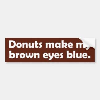 Donuts B-stika Bumper Sticker