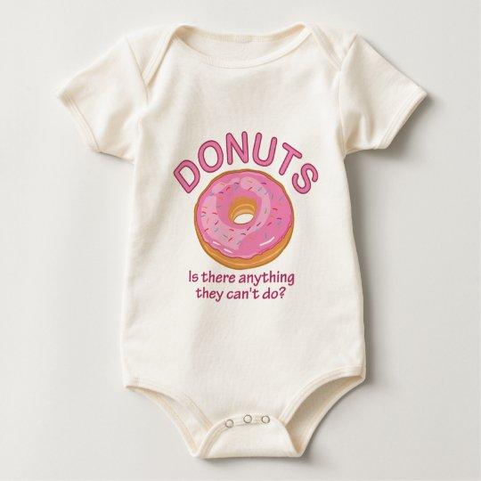 Donuts Baby Bodysuit