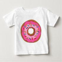 Donuts Baby T-Shirt