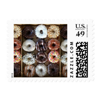 Donuts by the Dozen Postage