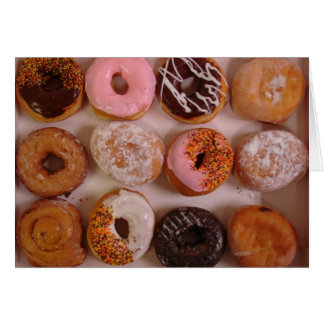 DONUTS! CARDS
