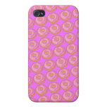 Donuts Design IPhone Case iPhone 4 Cover