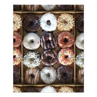 Donuts Doughnuts Flyer