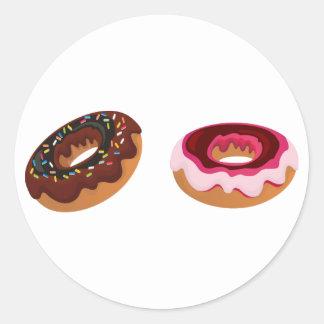 Donuts/Doughnuts Sticker