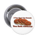 Donuts For America Pins