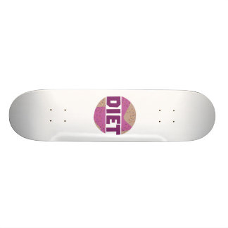 Donuts for diet Z16p9 Skateboard