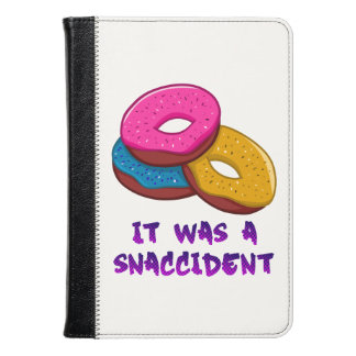Donuts, it was a snaccident kindle case