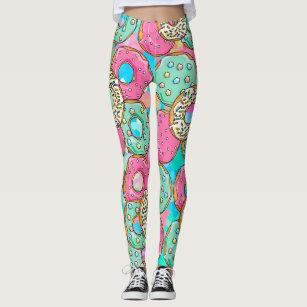 b9e6740d7c Women's Sprinkles Leggings | Zazzle