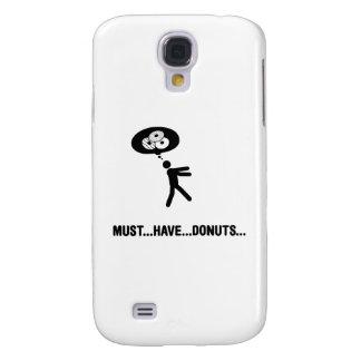 Donuts Lover Samsung S4 Case