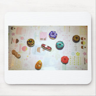 Donuts Mouse Pad