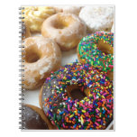 Donuts Notebooks