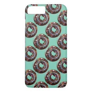 Donuts Pattern iPhone 7 Plus Case
