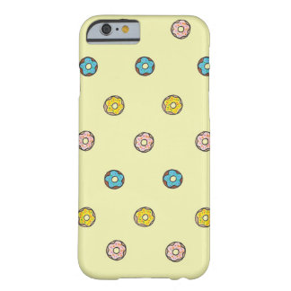 Donuts Phone Case Barely There iPhone 6 Case