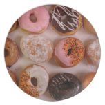 DONUTS! PLATE