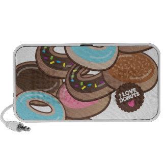 donuts portable speaker