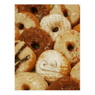Donuts Post Cards