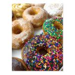 Donuts Postcard
