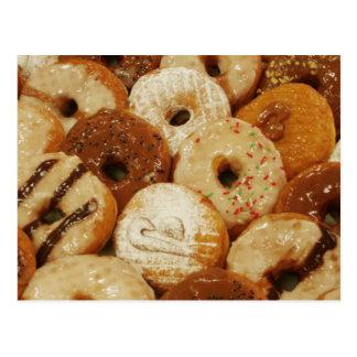 Donuts Post Card